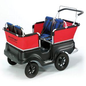 Ersatzteile Turtle Kinderbus Basic für 4 Kinder