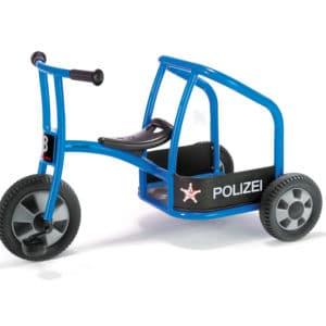 Ersatzteile JAKOBS AKTIV™ Dreirad Polizei aktiv, BLAU (7501562)