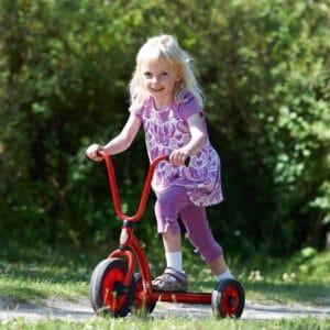 Winther MINI VIKING Dreirad Roller (Kinderfahrzeug | 2-4 Jahre | 8600449)