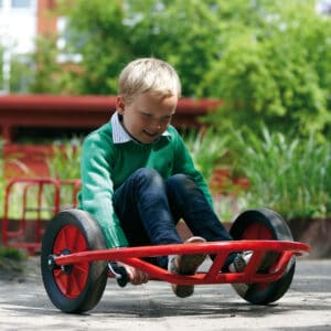 Winther VIKING Swingcart klein (Kinderfahrzeug | 3-8 Jahre | 8900464)