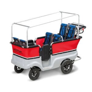 Turtle Kinderbus mit Elektroantrieb