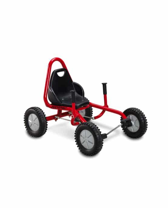 Winther VIKING Explorer Fun Cart Large (Kinderfahrzeug | 3-6 Jahre | 8400487)