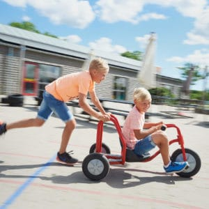 Winther VIKING Explorer BobCart (Kinderfahrzeug | 4-10 Jahre | 8400488)