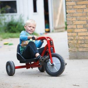 Winther VIKING Explorer Zlalom Tricycle (Kinderfahrzeug   Dreirad   4-7 Jahre   8400661)