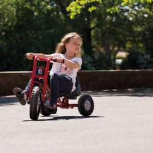 Winther VIKING Explorer Zlalom Tricycle Large (Kinderfahrzeug | 6-10 Jahre | 8400662)