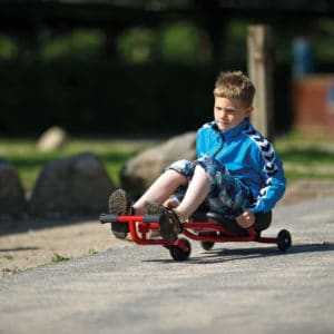 Winther VIKING Challenge Foot Twister Large (Kinderfahrzeug | 6-10 Jahre | 8500621)