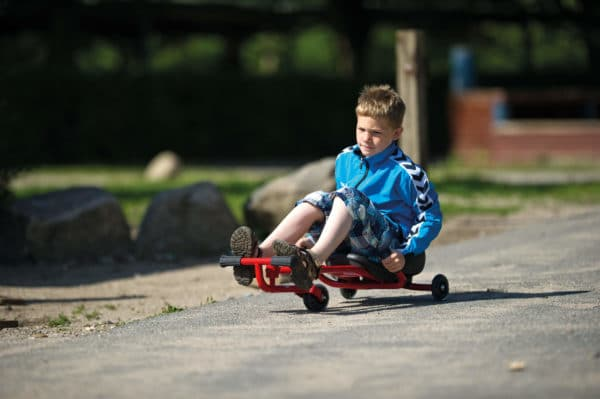 Winther VIKING Challenge Foot Twister Large (Kinderfahrzeug   6-10 Jahre   8500621)