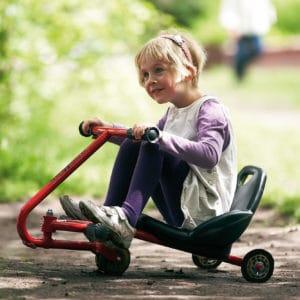 Winther VIKING Challenge Hand Twister (Kinderfahrzeug | 4-7 Jahre | 8500622)