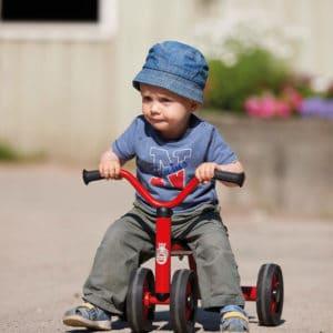 Winther MINI VIKING Rutsch Dreirad (Kinderfahrzeug | 1-3 Jahre | 8600431)