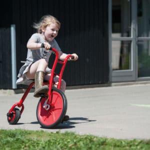 Winther VIKING Explorer Hochrad klein (Kinderfahrzeug | 4-7 Jahre | 8900482)