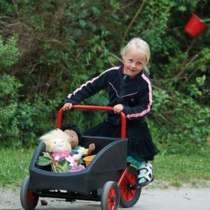 Winther VIKING Kangaroo (Kinderfahrzeug | 4-7 Jahre | 8900496)